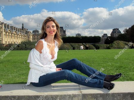 Stock Picture of Luciana Morad