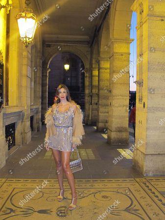 Stock Photo of Luciana Morad