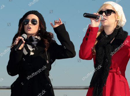 Megan and Liz - Megan Mace and Liz Mace