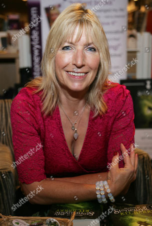 Editorial picture of Kit Berry Promoting her Books in the Stonewylde series, Waterstones, Reading, Britain - 24 Nov 2012