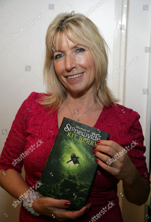 Editorial photo of Kit Berry Promoting her Books in the Stonewylde series, Waterstones, Reading, Britain - 24 Nov 2012