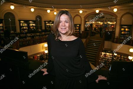 Editorial picture of Amanda Jennings Promoting her Book 'Sworn Secret', Waterstones, Reading, Britain - 24 Nov 2012