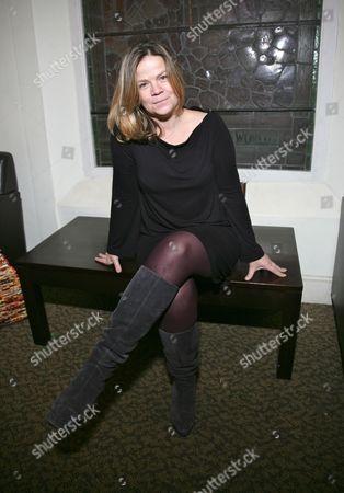 Editorial photo of Amanda Jennings Promoting her Book 'Sworn Secret', Waterstones, Reading, Britain - 24 Nov 2012
