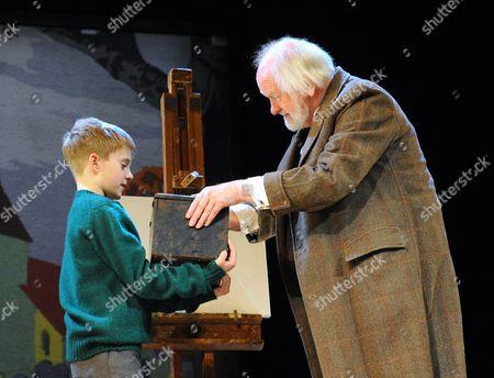 Ewan Harris as William, Oliver Ford-Davies as Tom,