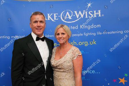 Editorial picture of Make-A-Wish Foundation Winter Ball, Dorchester Hotel, Park Lane, London, Britain - 24 Nov 2012