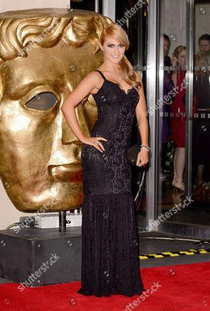 Editorial image of British Academy Children's Awards, London, Britain - 25 Nov 2012