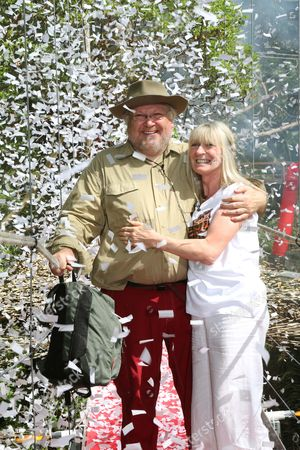 4th Evictee, Colin Baker with Wife Marion