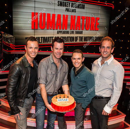 Human Nature - Andrew Tierney, Phil Burton, Michael Tierney and Toby Allen