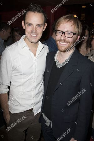 Editorial image of 'The Changeling' play press night after party, London, Britain - 26 Nov 2012