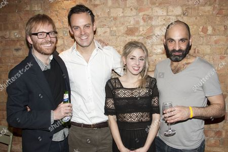 Editorial photo of 'The Changeling' play press night after party, London, Britain - 26 Nov 2012