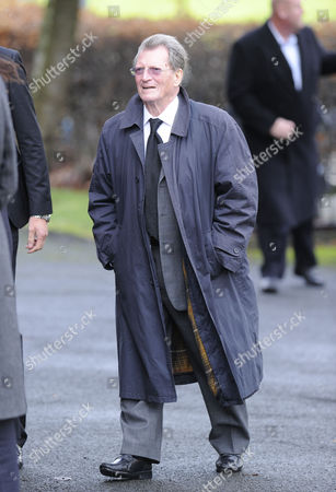 Editorial picture of The funeral of Bill Tarmey, Albion United Reform Church, Ashton, Manchester, Britain - 27 Nov 2012