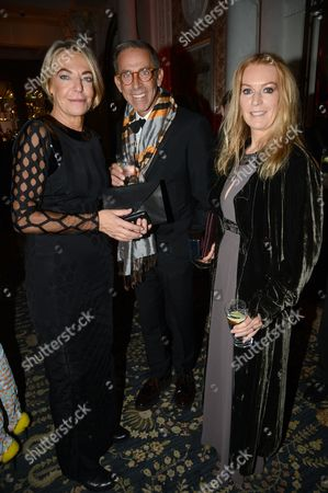 Stock Photo of Anna Orsini, Ben De Lisi and Rachel Brickley-Williams
