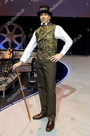 Editorial picture of 'The War of the Worlds' musical photocall, London, Britain - 27 Nov 2012