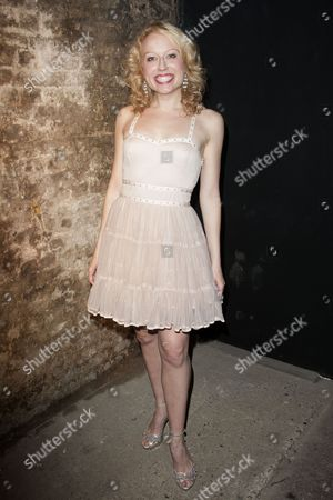 Editorial picture of 'Kiss Me, Kate' play after party at the Old Vic Tunnels, London, Britain - 27 Nov 2012