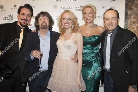 Editorial photo of 'Kiss Me, Kate' play after party at the Old Vic Tunnels, London, Britain - 27 Nov 2012