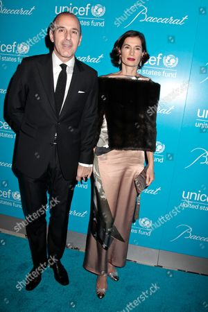 Editorial picture of 8th Annual UNICEF Snowflake Ball, New York, America - 27 Nov 2012