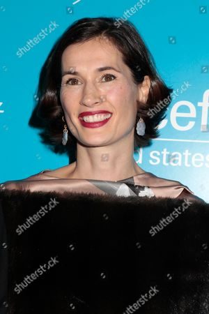 Editorial image of 8th Annual UNICEF Snowflake Ball, New York, America - 27 Nov 2012