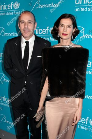 Editorial photo of 8th Annual UNICEF Snowflake Ball, New York, America - 27 Nov 2012