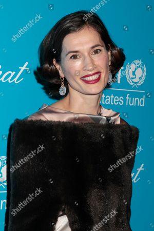 Editorial image of 8th Annual UNICEF Snowflake Ball, New York, America - 27 Nov 2012