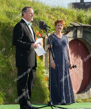 Editorial picture of 'The Hobbit - An Unexpected Journey' World Film Premiere, Wellington, New Zealand - 28 Nov 2012