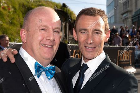 Peter Hambleton and Jed Brophy