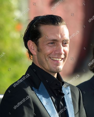 Stock Picture of Royd Tolkien, great grandson of J.R.R. Tolkien