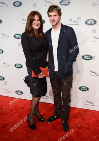 Editorial photo of Jaguar and Land Rover Special VIP Preview, Los Angeles, America - 27 Nov 2012