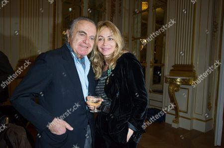 Guy Beart and Emmanuelle Beart