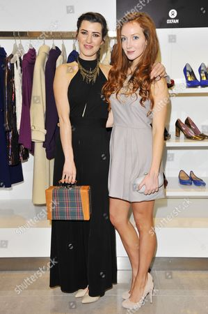 Izzy Lawrence and Olivia Grant