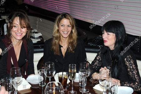 Editorial picture of Jonathan Segal Hosts Launch Dinner at 'STK', London, Britain - 28 Nov 2012