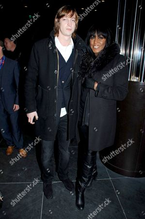Mica Paris and guest