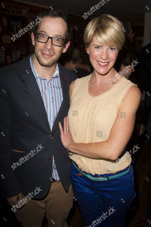 Adam Lenson (Associate Director) and Shona Lindsay