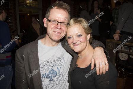 Matthew White and Maria Friedman (Director)