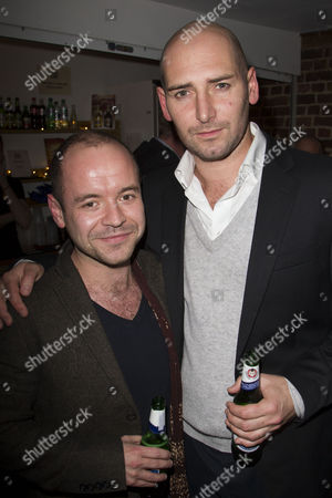 Peter Howe and Robbie Scotcher (Jerome)