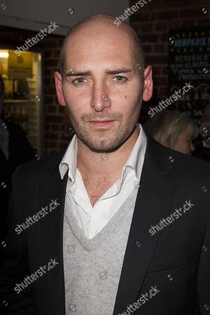 Stock Photo of Robbie Scotcher (Jerome)