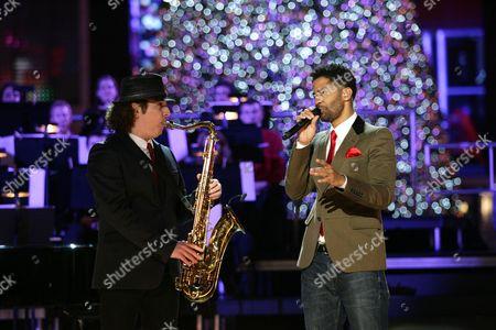 Boney James and Eric Benet
