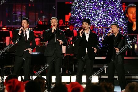 Stock Picture of The Canadian Tenors
