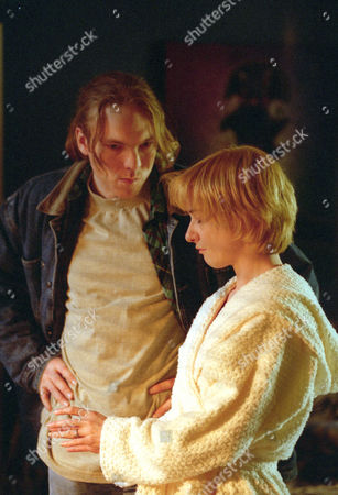 Andrew Tiernan as Mark and Jane Horrocks as Alison