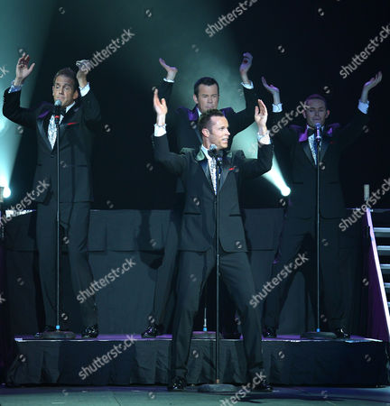 Human Nature - Michael Tierney, Andrew Tierney, Toby Allen and Phil Burton