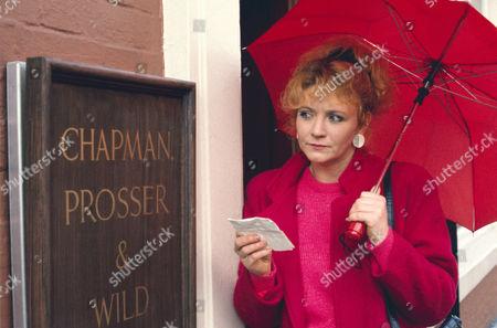 Stock Image of Sue Roderick as Pam Davies