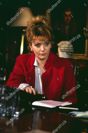 Stock Picture of Sue Roderick as Pam Davies