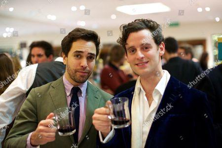 Diego Bivero-Volpe and Simon Ambrose (entrepreneur)