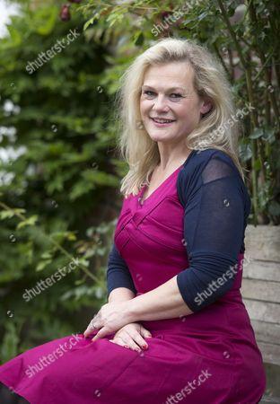 Editorial picture of Ella Kenion at home in north London, Britain - 19 Jul 2012