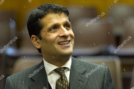 Editorial image of Asad Ahmad, London, Britain - 15 Nov 2012