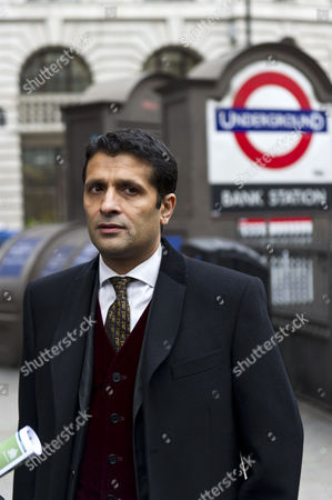 Stock Picture of Asad Ahmad