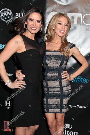 Karent Sierra and Lisa Hochstein
