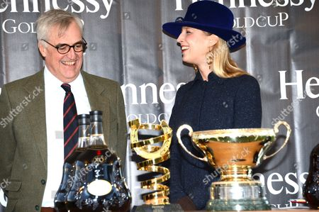 Maurice-Richard Hennessy and Lady Gabriella Windsor