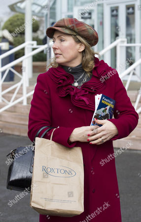Stock Photo of Countess of Carnarvon, Jayne M. Wilby