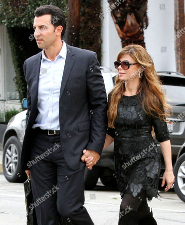 Editorial photo of Paula Abdul out and about in Beverly Hills, Los Angeles, America - 30 Nov 2012
