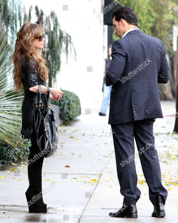Editorial picture of Paula Abdul out and about in Beverly Hills, Los Angeles, America - 30 Nov 2012